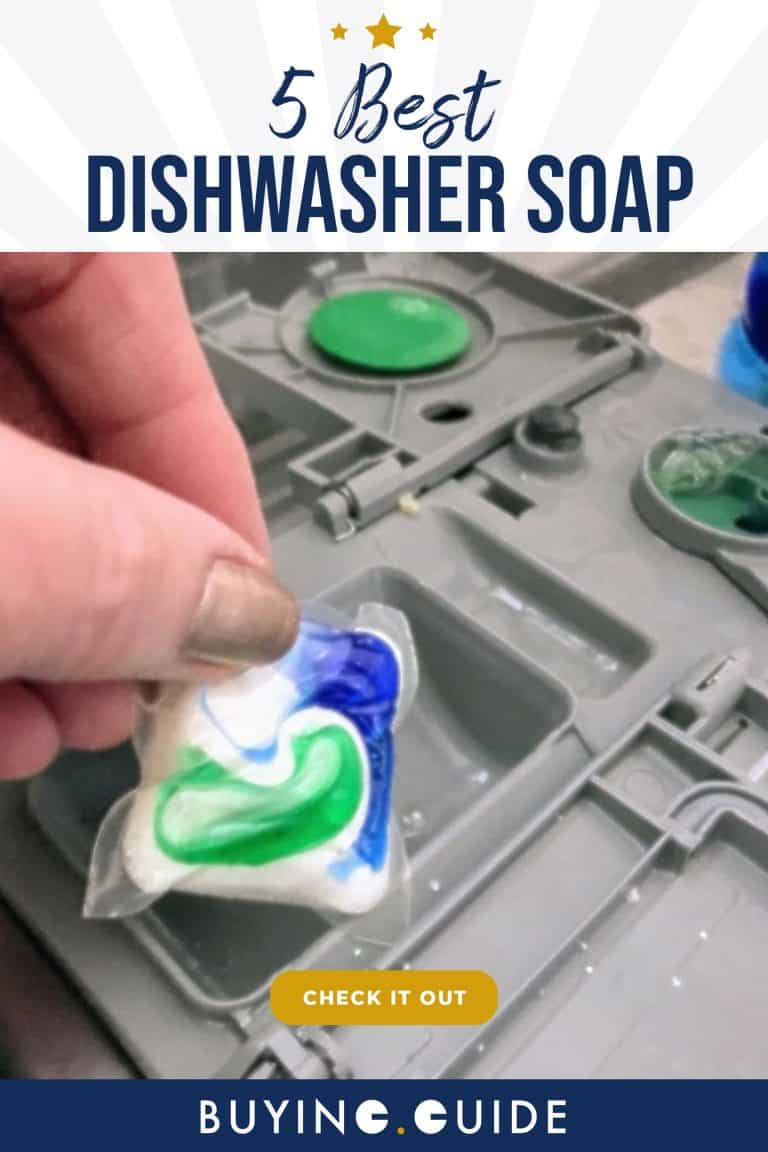 Best Dishwasher Soap for Hard Water