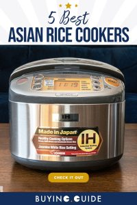 best asian rice cookers