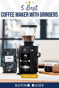 best coffee maker with grinders