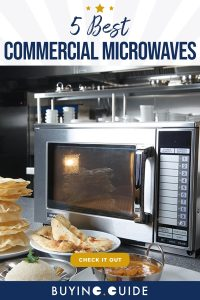 best commercial microwaves