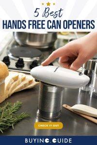 best hands free can openers