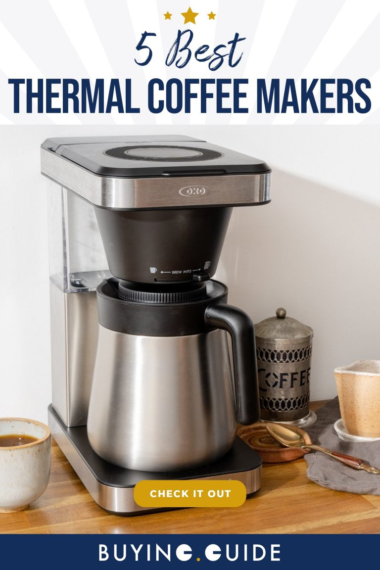 best thermal coffee makers