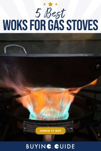 best woks for gas stove